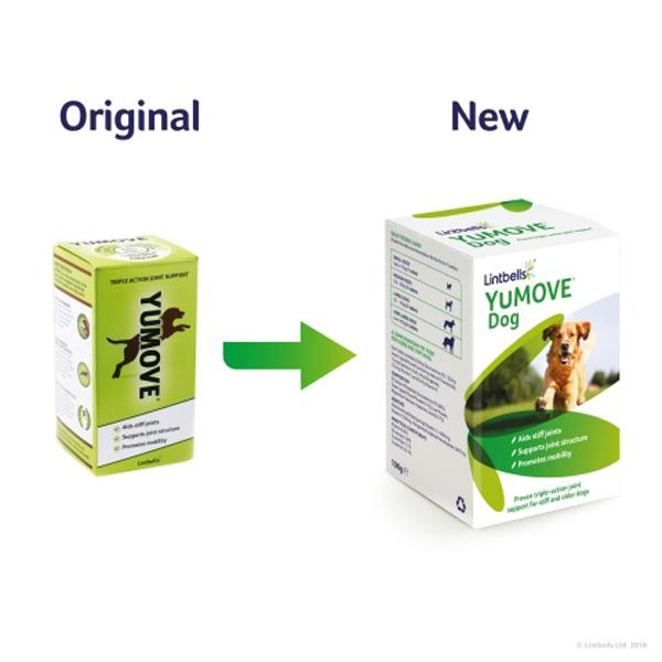 Lintbells Yumove - Овкусени таблетки за стави с екстракт от зеленоуста мида - ДО ИЗЧЕРПВАНЕ НА КОЛИЧЕСТВАТА