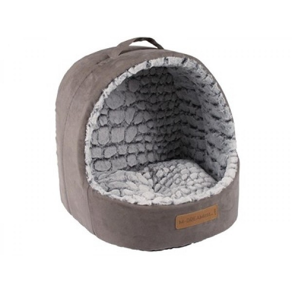 M-Pets Snake Suede Bed - Легло за Куче Хралупа