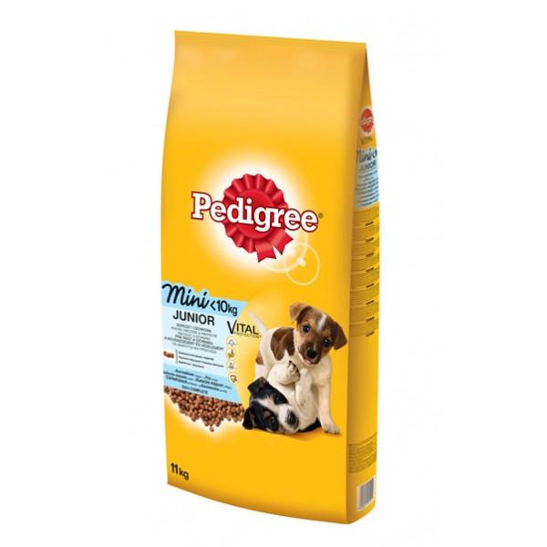 Pedigree Junior Vital small dogs - Суха храна за малки кучета 2 - 9 месеца