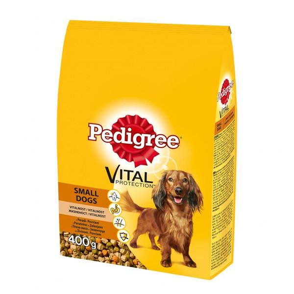 Pedigree Vital small dogs - Суха храна за малки кучета