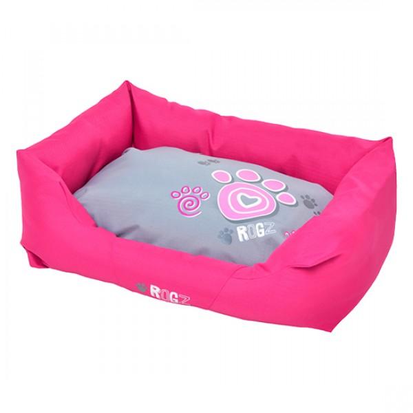 Rogz Pink Paw - Рогз Легло за Куче