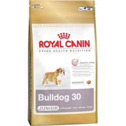 Royal Canin Bulldog Junior - За кученца Булдог от 2 до 12 месеца