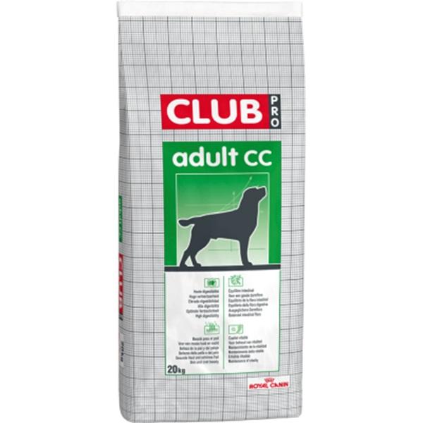 Royal Canin Club PRO Adult CC - Храна за израснали кучета от всички породи 20 кг.