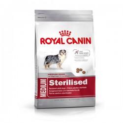 Royal Canin Medium Sterilised - За кастрирани кучета в зряла възраст от средните породи от 11 до 25 кг