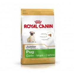 Royal Canin Pug Junior 1.5 кг - Подрастващи кученца от породата Мопс - До 10 месечна възраст