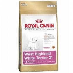 Royal Canin West Highland White Terrier - Уестхайлендски бели Териери над 10 месеца