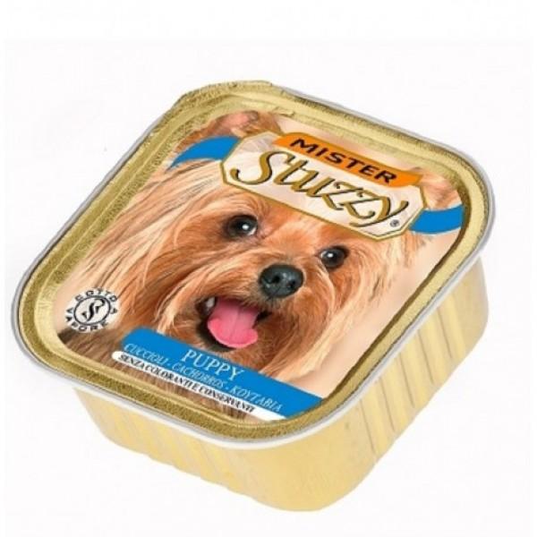 Stuzzy Dog Puppy - пастет с пилешко месо, за кученца от 1 до 10 месеца 150 гр