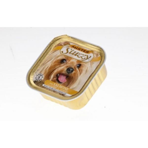 Stuzzy Dog Salmon - пастет със сьомга