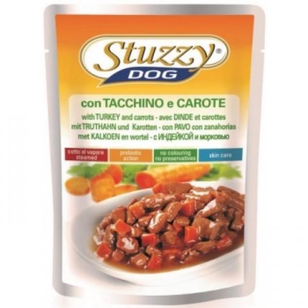 Stuzzy Dog Turkey - с пуешко месо 100 гр.