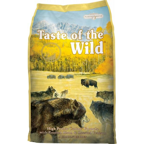 Taste Of The Wild Храна за Кучета с  Елен и Бизон