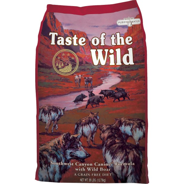 Taste Of The Wild Храна за Кучета с Глиган
