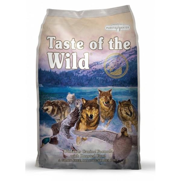 Taste Of The Wild Храна за Кучета с Патица