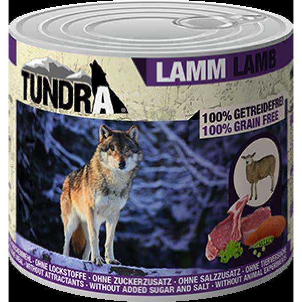 Tundra Lamb 100% GRAIN FREE - Консерва с агнешко месо