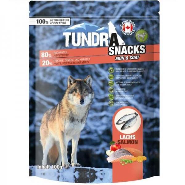 Tundra Snacks Salmon Лакомство за куче с месо от сьомга