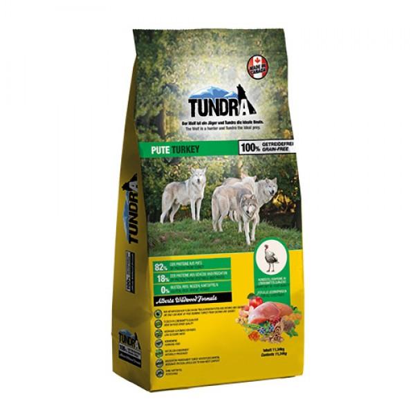 Tundra TURKEY -  за израснали кучета с пуешко и пилешко месо