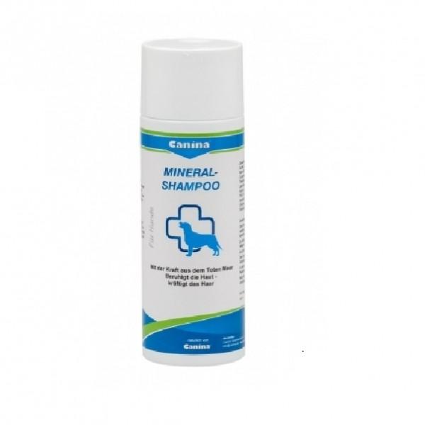 Canina Mineral Shampoo - подхранващ шампоан, подходящ за всякаква козина 250 мл.