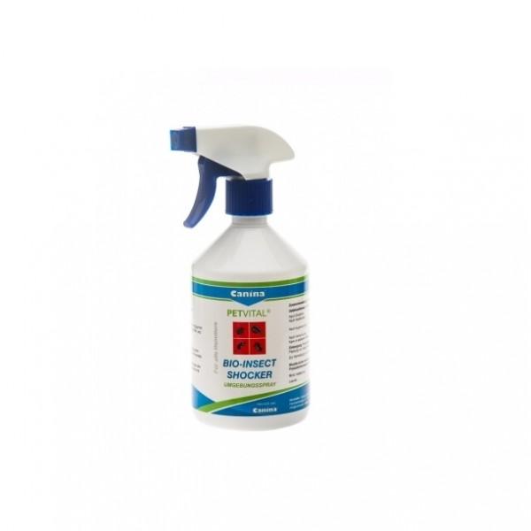 Canina Petvital Bio Insect Shocker - противопаразитен спрей 100 мл.