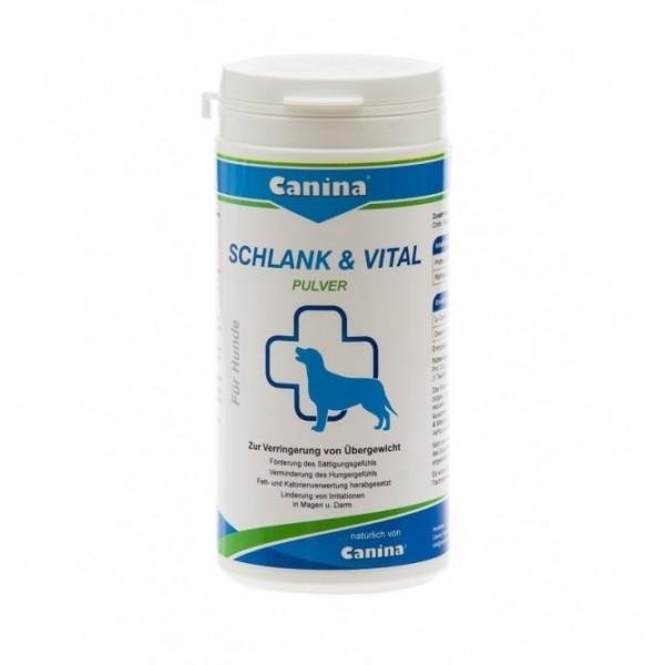 Canina Slim & Vital - диетична добавка за намаляване на теглото за кучета
