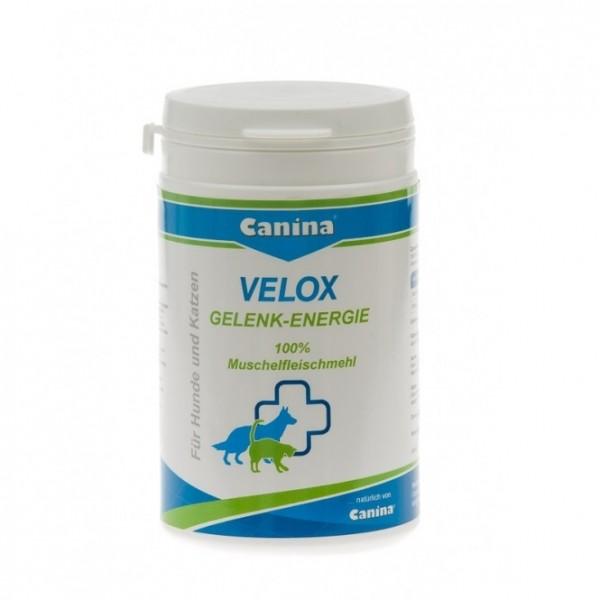 Canina Velox Gelenk Energie - 100% екстракт от зеленоуста мида 150 гр.