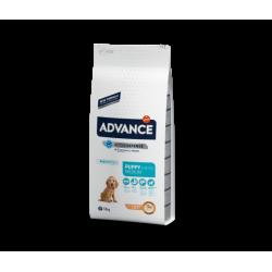 Advance Dog Baby Protect Medium Храна за Средни Породи Кученца