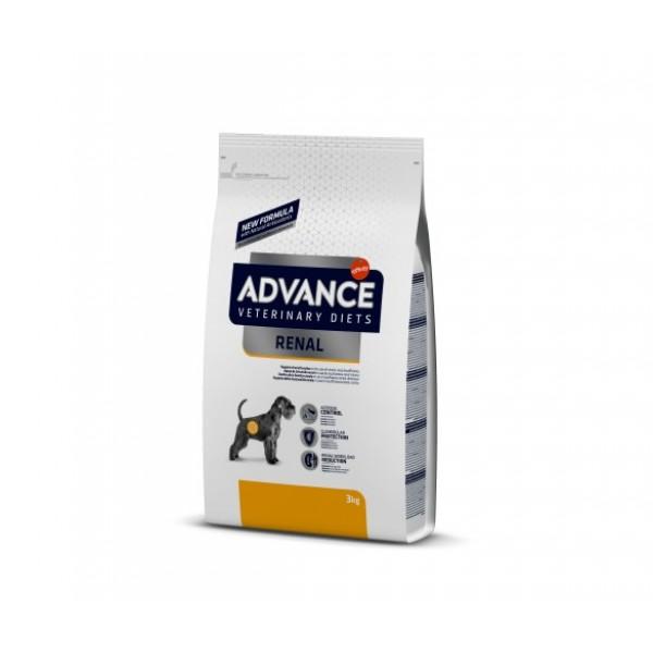 Advance Dog VET DIETS RENAL - Адванс Лечебна храна за кучета за бъбречна недостатъчност 3кг