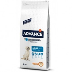 Advance Dog Maxi Adult Храна за Големи Породи Кучета над 1 год.