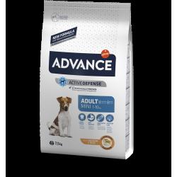 Advance Dog Mini Adult Храна за Мини Кучета Над 1 год.