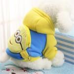Soft Hoodie for Dogs Суитшърт за Куче с Чантичка