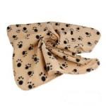 Dog Blanket Меко и Удобно Одеало Завивка за Куче
