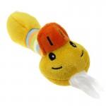 Кучешка играчка плюшена и пискаща