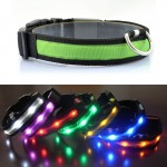 LED Light Soft Collar Мек Светещ Нашийник