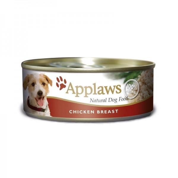 Applaws Chicken Breast - Месни хапки с пилешко филе за кучета
