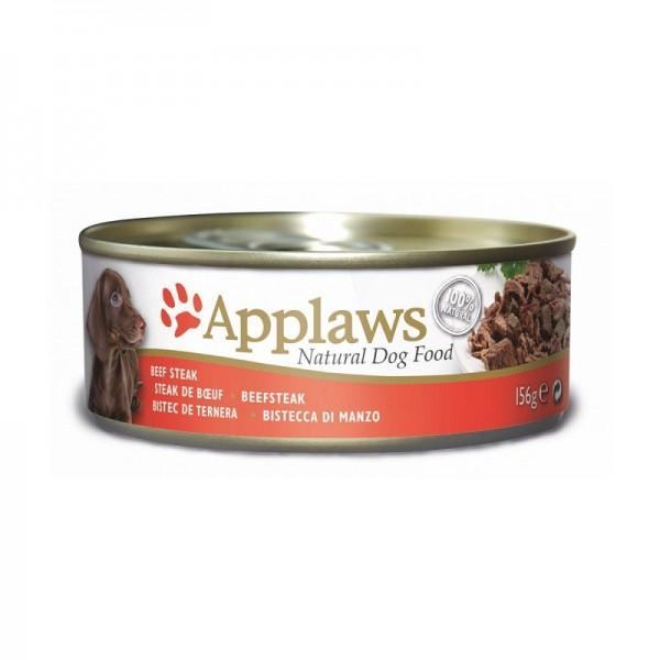 Applaws Beaf Steak - месни хапки с телешко филе за кучета