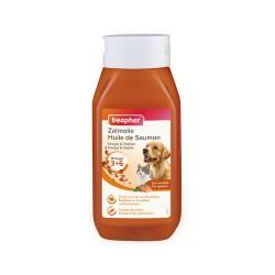 Beaphar Salmon Oil масло от сьомга за кучета за здрава и лъскава козина, 430 мл