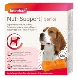Beaphar - Желирани капсули за възрастни кучета, за имунна система, 12бр