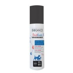 Biogance DENTIFRESH - спрей за свеж дъх и почистване на зъбите на кучета