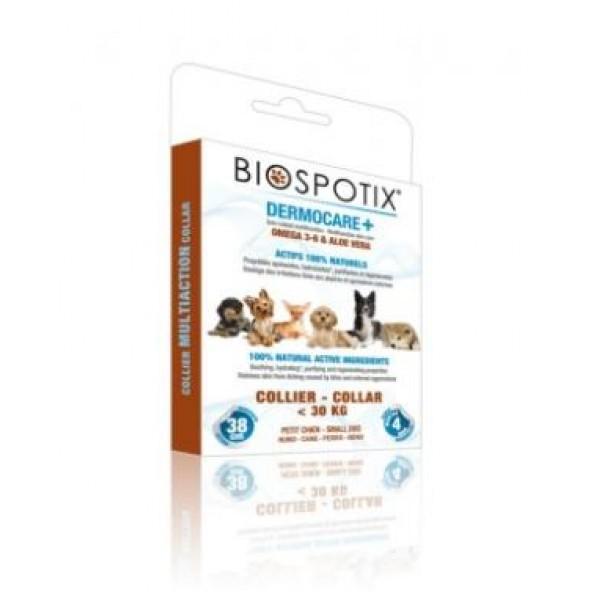 BIOSPOTIX Противопаразитна каишка за малки и средни кучета, 38см