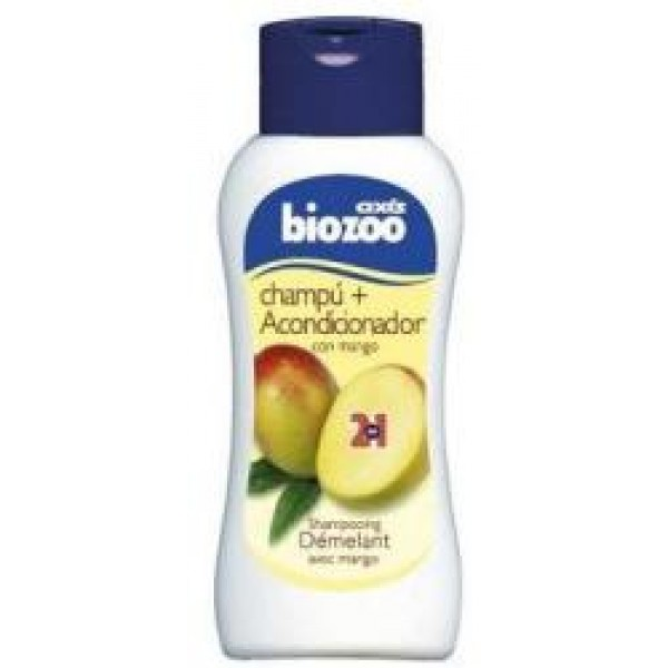 Biozoo Шампоан 2 в 1 – Mango | 250 ml