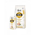 Brit Fresh Chicken with Potato Adult Great Life - Холистична храна за възрастни кучета над 1 година от всички породи