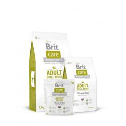 Brit Care Adult Small Breed Lamb & Rice - Брит Храна за Кучета от Малки Породи с Агнешко и Ориз