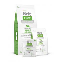 Brit Care Grain-free Adult Large Breed Salmon & Potato - Брит Храна за Възрастни Кучета от Големите Породи (над 25 килограма) със Сьомга и Картофи