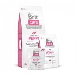 Brit Care Grain-free Puppy Salmon & Potato - Брит Без Зърнена Храна за Кученца от Всички Породи
