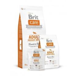 Brit Care Adult Medium Breed Lamb & Rice - Брит Храна за Възрастни Кучета от Средни Породи с Агне и Ориз