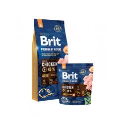 Brit Premium Adult M - Брит Премиум Храна за Пораснали Кучета от Средно Породи