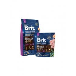 Brit Premium Adult S - Брит Премиум Храна за Възрастни Кучета от Малки Породи