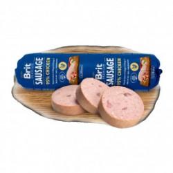 Brit Premium Sausage - Салам за Кучета Брит с 95% Месо с пилешко