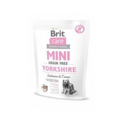 Brit Care Mini Grain Free Yorkshire with Salmon and Tuna - Храна за Кучета от Порада Йоркширски териер