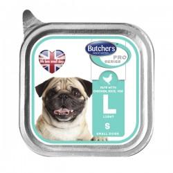 Butcher's Pro series L with chicken pate - пастет с пилешко месо, за малки кучета до 10 кг. 150 гр.