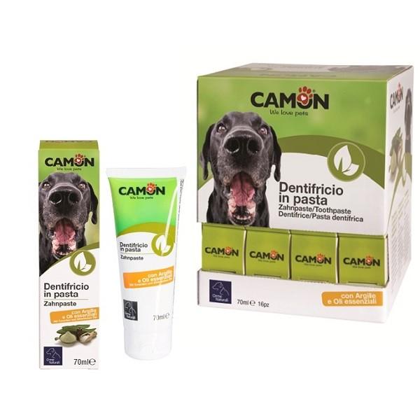 Camon OrmeNaturali - Камон Натурална Паста за Зъби за Кучета