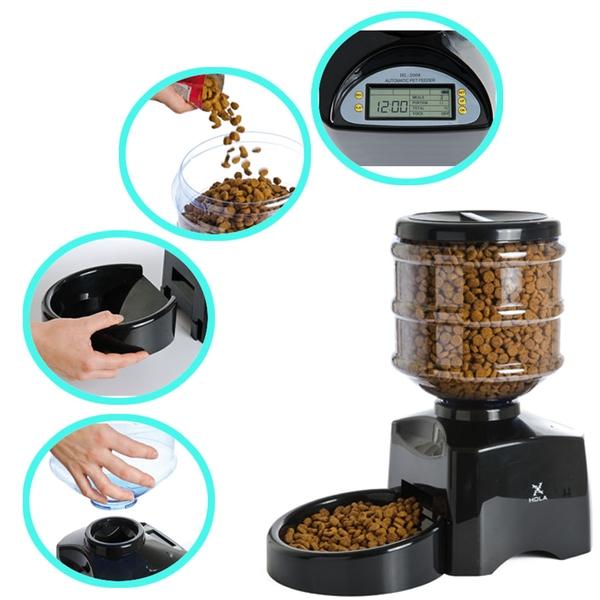 Camon - Автоматична хранилка - Диспенсър за Храна